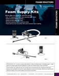 Foam Supply Kits
