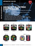 Unibody Electric Controller