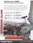 Product Flyer - SkyStream EXM