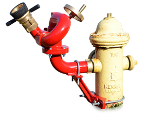 Electric Grease Gun >> Hydrant Mount Drawings | Monitors | Elkhart Brass - Fire ...